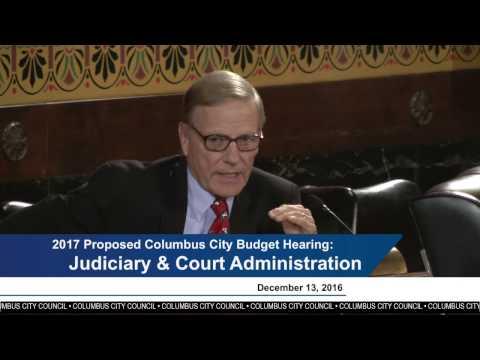 2017 Budget Presentation