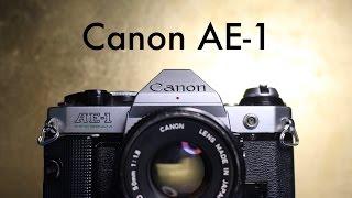 Канон ае-1 Відео інструкція