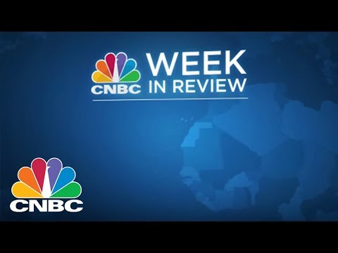 Week In Review: NYC' s Terror Attack, Disney's Blockbuster Deal And The Latest On Tax Reform | CNBC