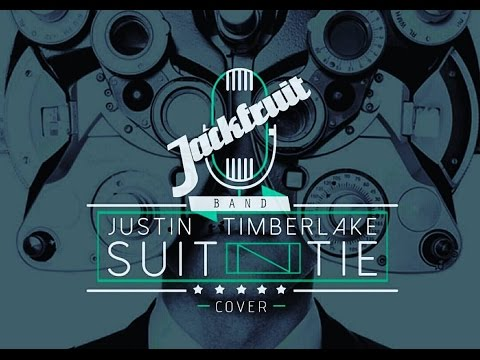 Jackfruitband - Suit and Tie (Justin Timberlake ft. JAY Z cover) Alf Studio Session - Episode 3