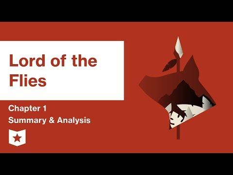 Lord of the Flies by William Golding  Chapter 1 Summary and Analysis