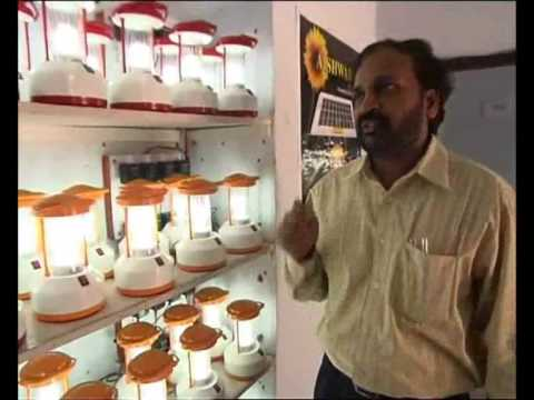 NEST Ltd, India, Solar lanterns - Ashden Award winner