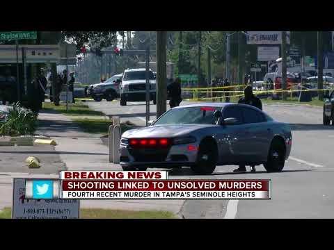 Fourth killing rocks Tampa neighborhood