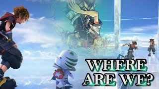 Ven's Heart & Chirithy Revealed?! | Kingdom Hearts 3