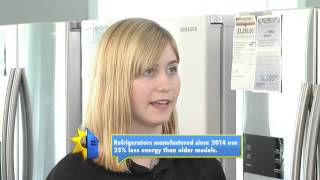 Energy-saving refrigerators