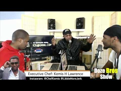 Doze Bros EP 28: Chef Kemis FULL INTERVIEW