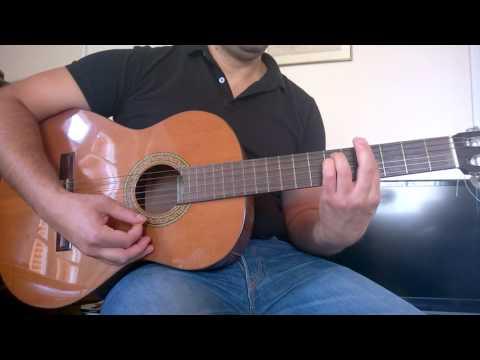 Havana - Vita bella - Guitar Tutorial - Petros