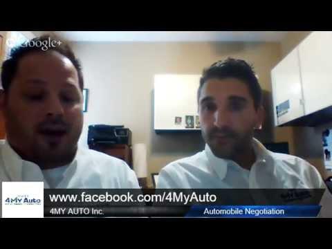 Ottawa BuzzTV Spotlight 4-My-Auto. Car Buying Negotiators 4 My Auto