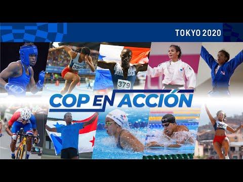 ESPECIAL JUEGOS OLÍMPICOS - COP EN ACCIÓN JULIO 2021