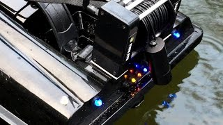 fish eye camera kit waverunner atom bait boat waterproof winch camera kit carp fishing