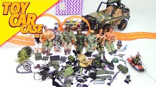 GI JOE Collection Garage sale finds Toy Car Case