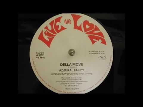 Della Move Admiral Bailey