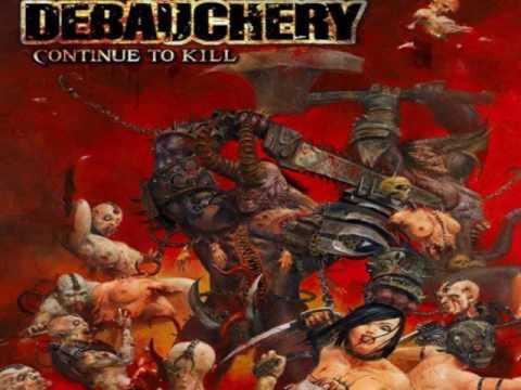 Debauchery - Hard Rockin'