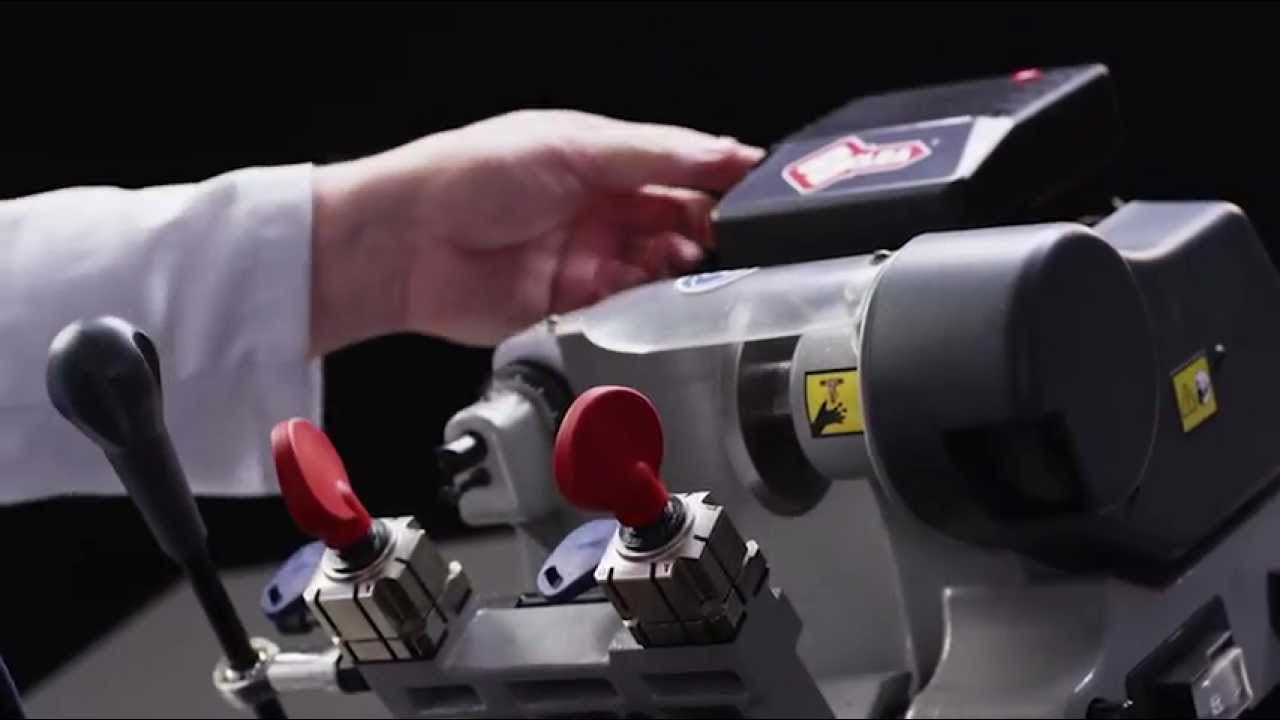 Kaba Ilco SPEED040 Speed 040 Automatic/Manual Key Cutting