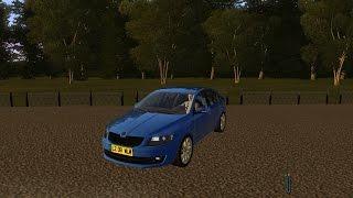 City Car Driving - Skoda Octavia 1.8 TSI Elegance + (Download Link!)