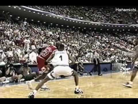 ebdfe3d8978 MJ returning to wear 23 instead of 45 - YouTube