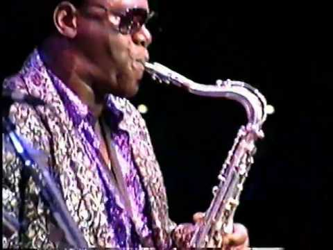 Billy Preston & Clarence Clemons - You're A Friend Of Mine LIVE