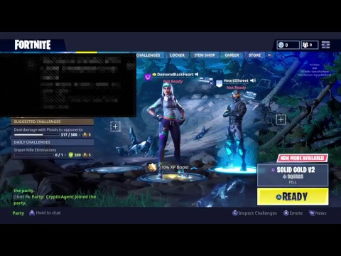 FORTNITE JETPACK UPDATE! Come join our COMMUNITY !
