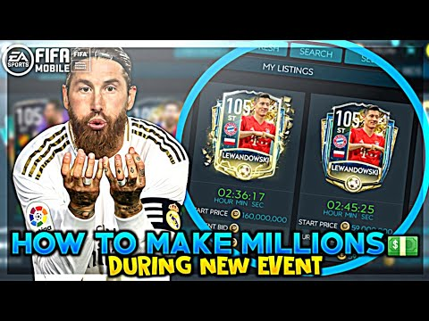 FIFA MOBILE 20 HACK!!BEST INVESTMENT!!FIFA MOBILE 20!! WITHOUT HUMAN VERIFICATION!! GIVEAWAY UPDATE!