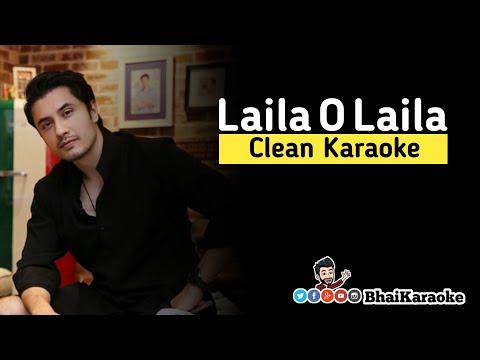 laila-o-laila-karaoke- -ali-zafar- -urooj-fatima- -bhaikaraoke