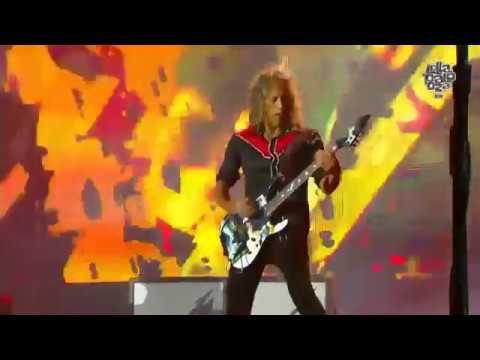 Metallica - Motorbreath: Live @ Lollapalooza Chile 2017