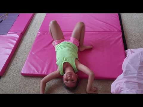 Christian vegan stretching class 062916