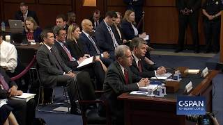 Word for Word: Senate hearing on Clinton Email Investigation (C-SPAN)