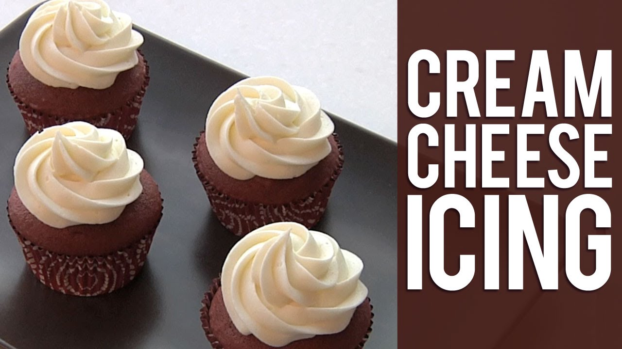 How to make a creamy cake frosting