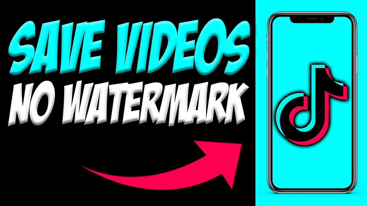 How To Download Tiktok Video Without Watermark Iphone Save Tiktok Video No Watermark Ios 14 Youtube