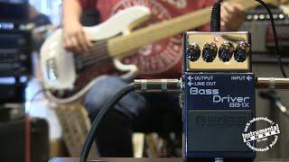 Boss BB-1X Bass Driver Demo