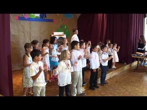 Cantelcul degetelelor   Eu am zece degetele   Scoala Limba Romana Oakville Ontario