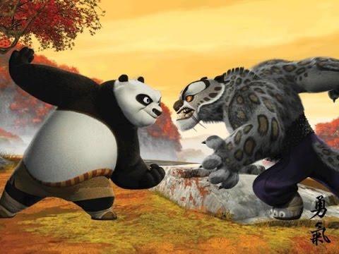 Download KUNG FU PANDA 1 (FINAL FIGHT SCENE)