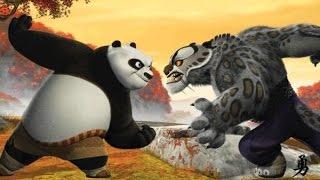 KUNG FU PANDA 1 FINAL FIGHT SCENE