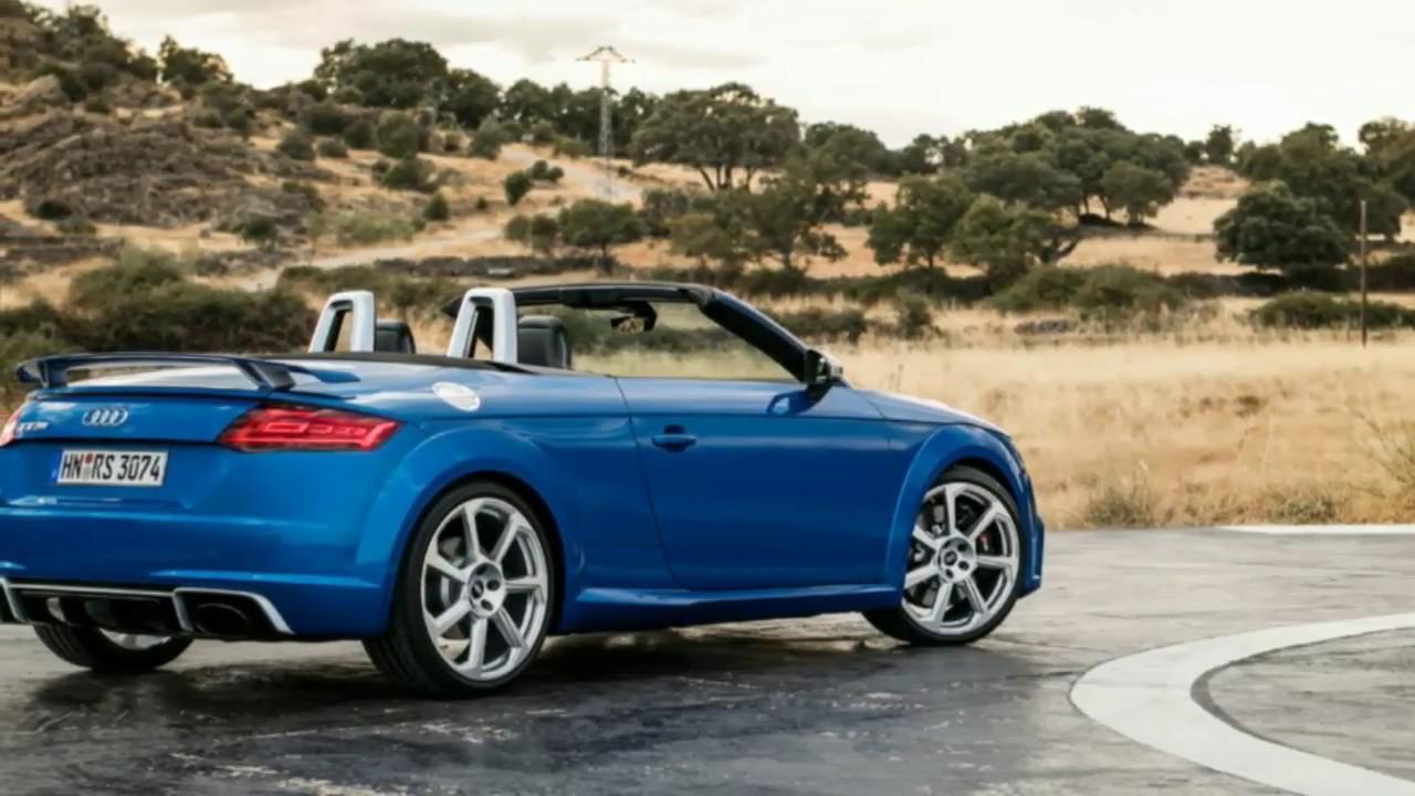 2018 audi tt roadster.  audi 2018 audi tt rs roadster it also has less trunk space and audi tt roadster a