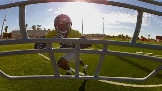 GoPro:  Training Day with Brandon Lloyd
