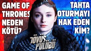 GAME OF THRONES NEDEN KÖTÜ? //  Dövüş Kulübü Özel ft. Berk vs İTÜ Öğrencileri