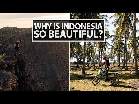 MOTORBIKING AROUND SUMBAWA 🇮🇩(Indonesia's Undiscovered Paradise Island)