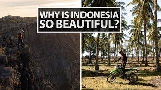 MOTORBIKING AROUND SUMBAWA (Indonesia's Undiscovered Paradise Island)