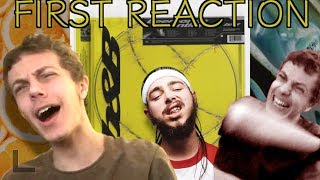 Baixar First Reaction to Post Malone - Beerbongs and Bentleys (part 1) + Review and Rant