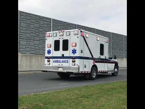 Used Ambulance For Sale - 2012 Chevrolet Silverado Type I Ambulance