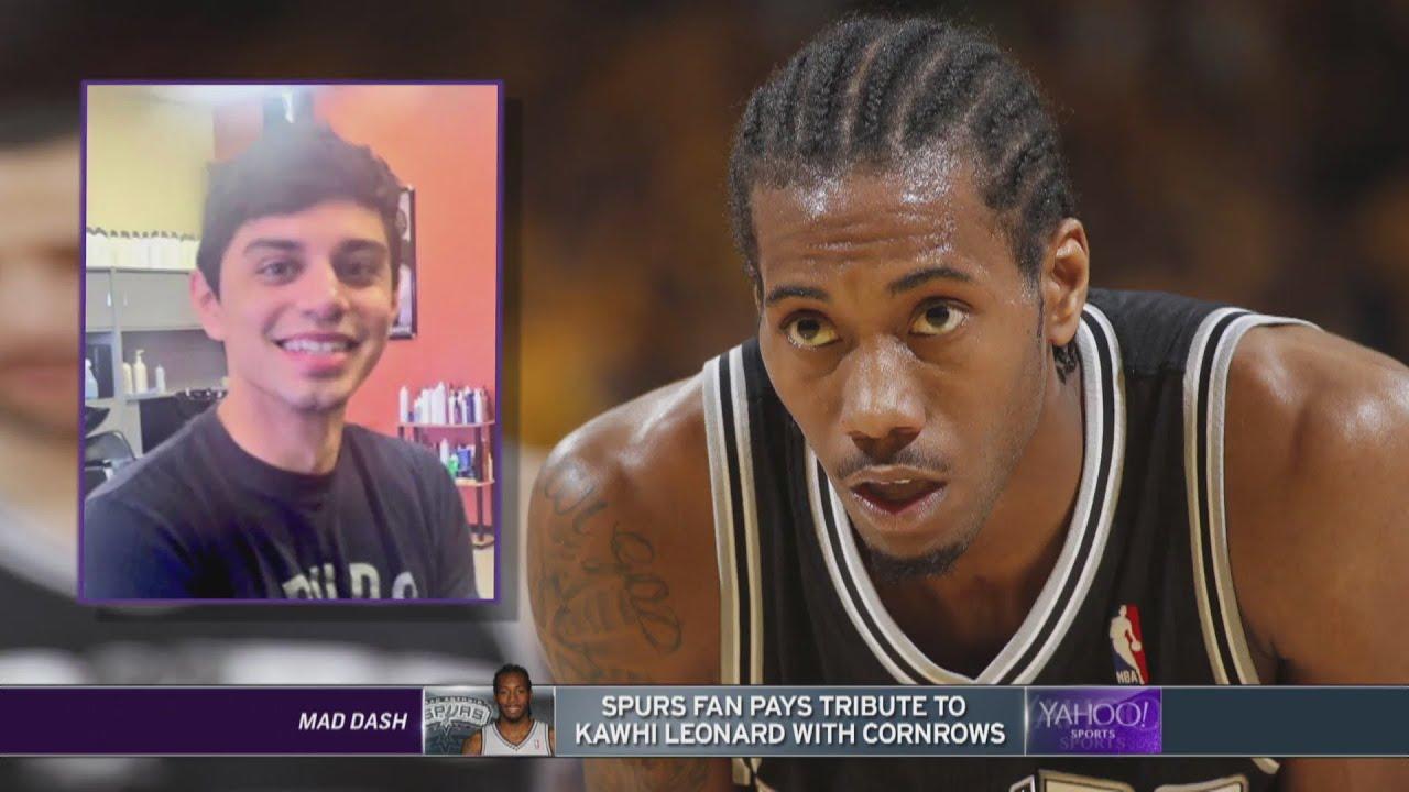 It Looks Like Kawhi Leonard Cut Off His Braids, and NBA Fans Can't Believe It