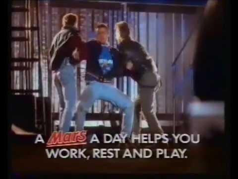 Mars bar Advert (OLD Adverts)
