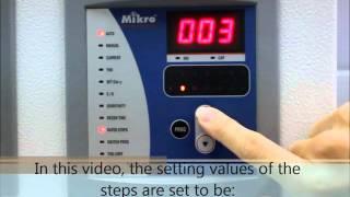 mikro s power factor regulator s pfr60 80 120 140 manual c k setting