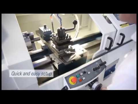 ROMI C 420 - Toolroom Lathe