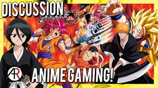 Discussion on Anime Gaming | Anime Chat Cast