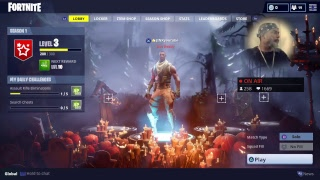 Baixar Fortnite! First Time Playing