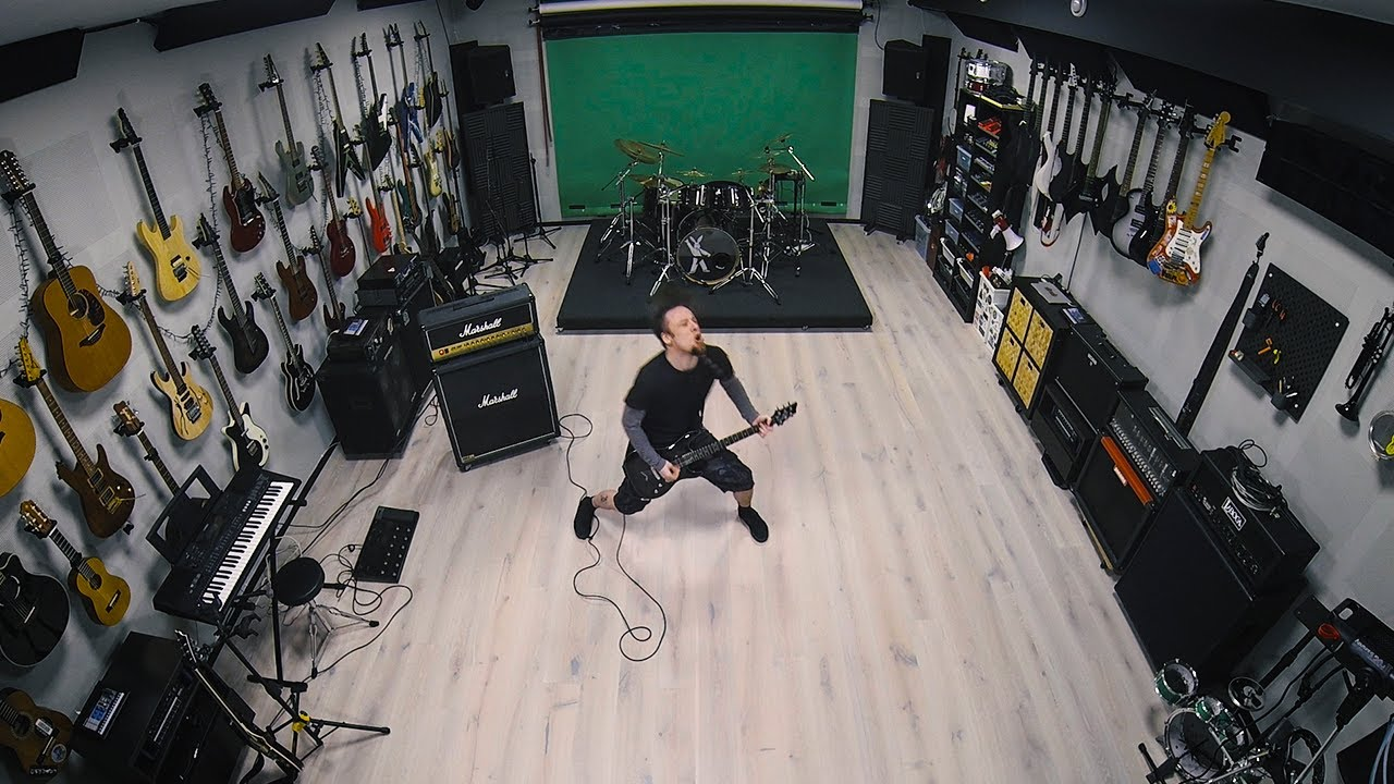(88) Applause (metal cover by Leo Moracchioli) - YouTube