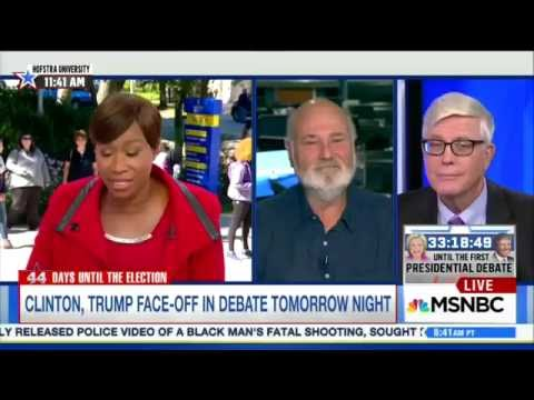 Hewitt Zings Joy Reid on Hillary 'Fleeing State Department' on Night of Benghazi