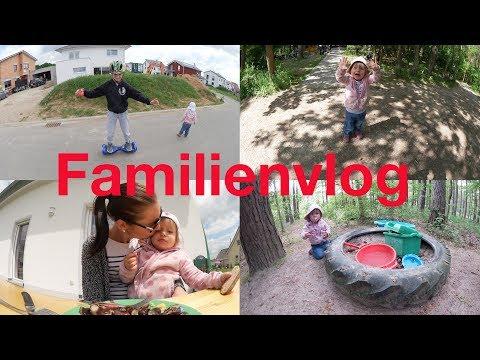 familienvlog-|-spontanes-grillen-|-besuch-im-wald-|-megawheels-hoverboard