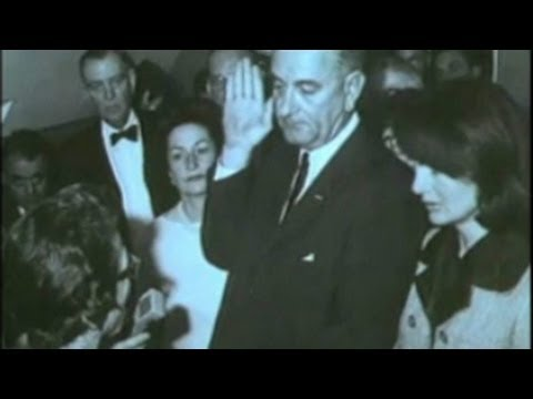 New LBJ recording on day of JFK's death